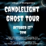 Candlelight Ghost Tour
