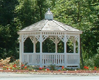 Pleasure Ground Gazebo