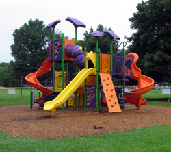 New Village of Montgomery Playground